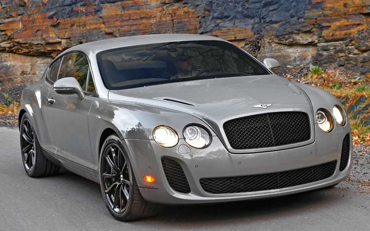 2010 Bentley Continental Supersports #19