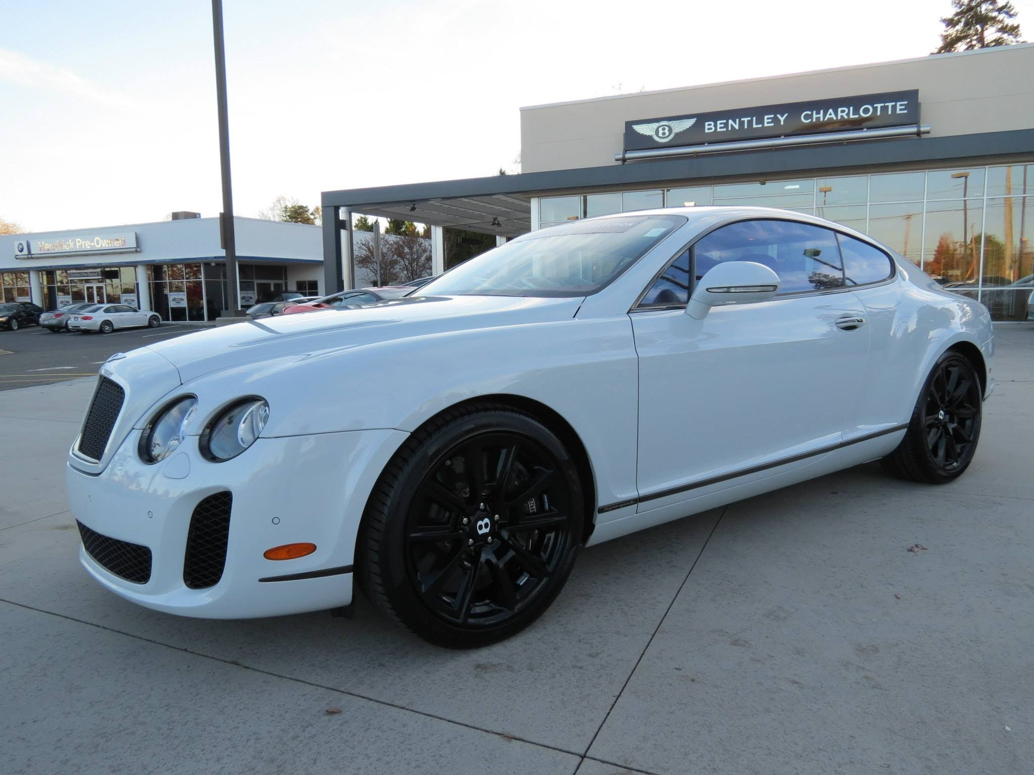 2010 Bentley Continental Supersports #18