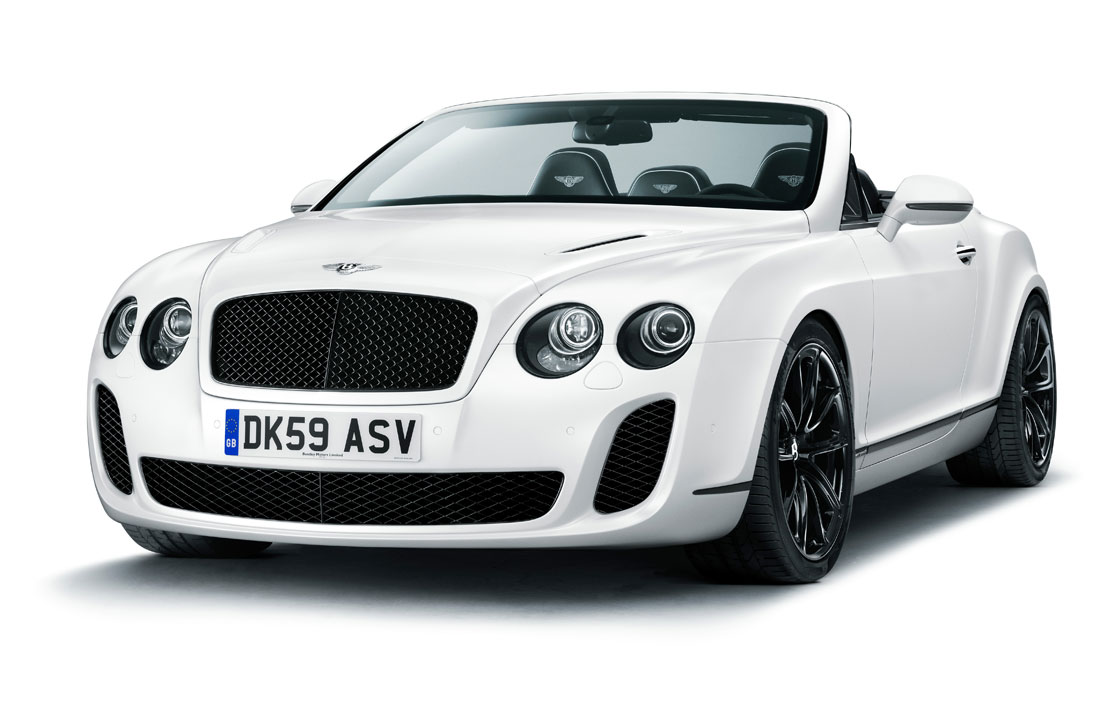 2010 Bentley Continental Supersports #23