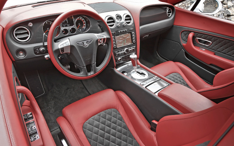 2010 Bentley Continental Supersports #20