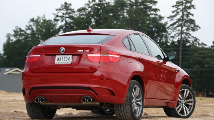 2010 Bmw X6 M Photos Informations Articles Bestcarmag