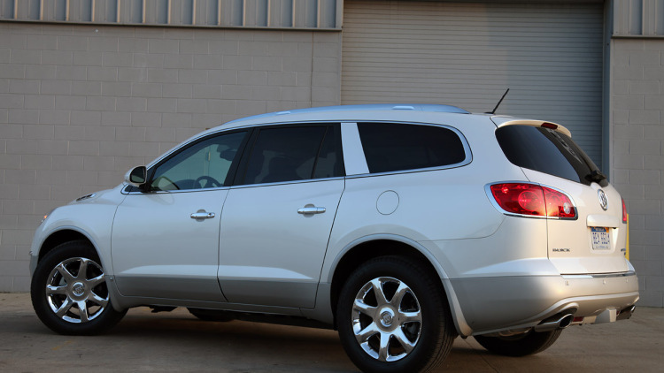 2010 buick enclave photos informations articles. Black Bedroom Furniture Sets. Home Design Ideas