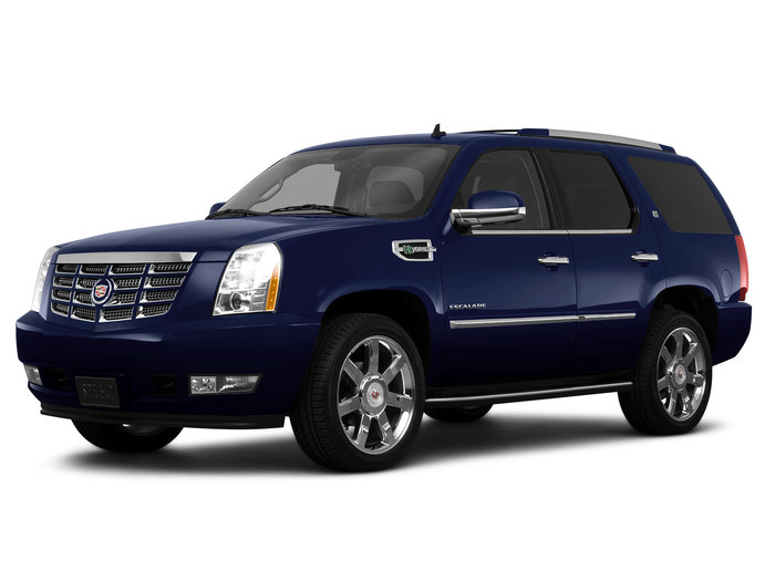 2010 cadillac escalade hybrid photos informations articles. Cars Review. Best American Auto & Cars Review
