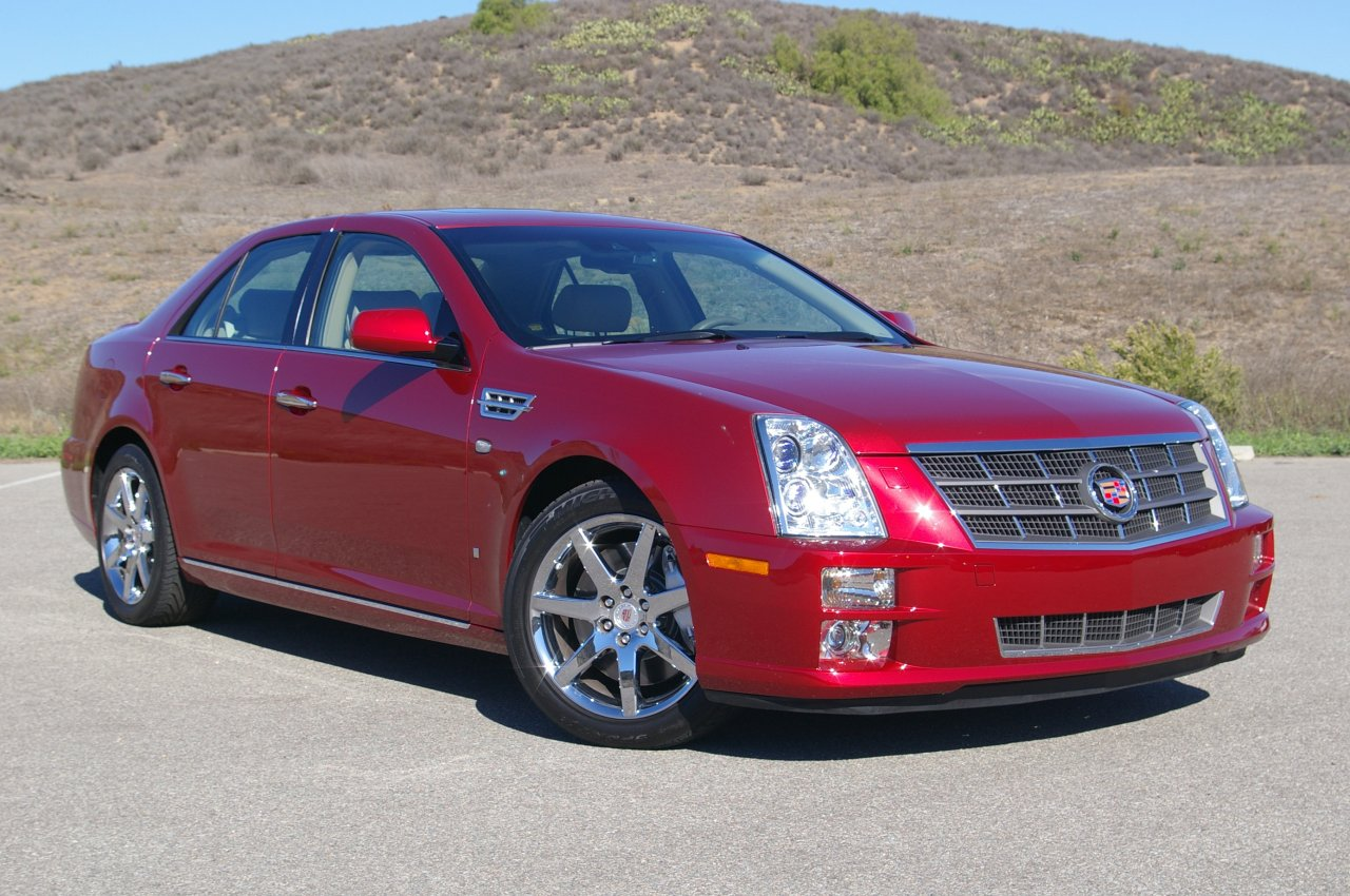 2010 Cadillac Sts Photos Informations Articles