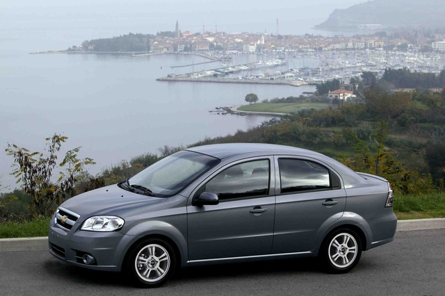 2010 Chevrolet Aveo Photos Informations Articles Bestcarmag