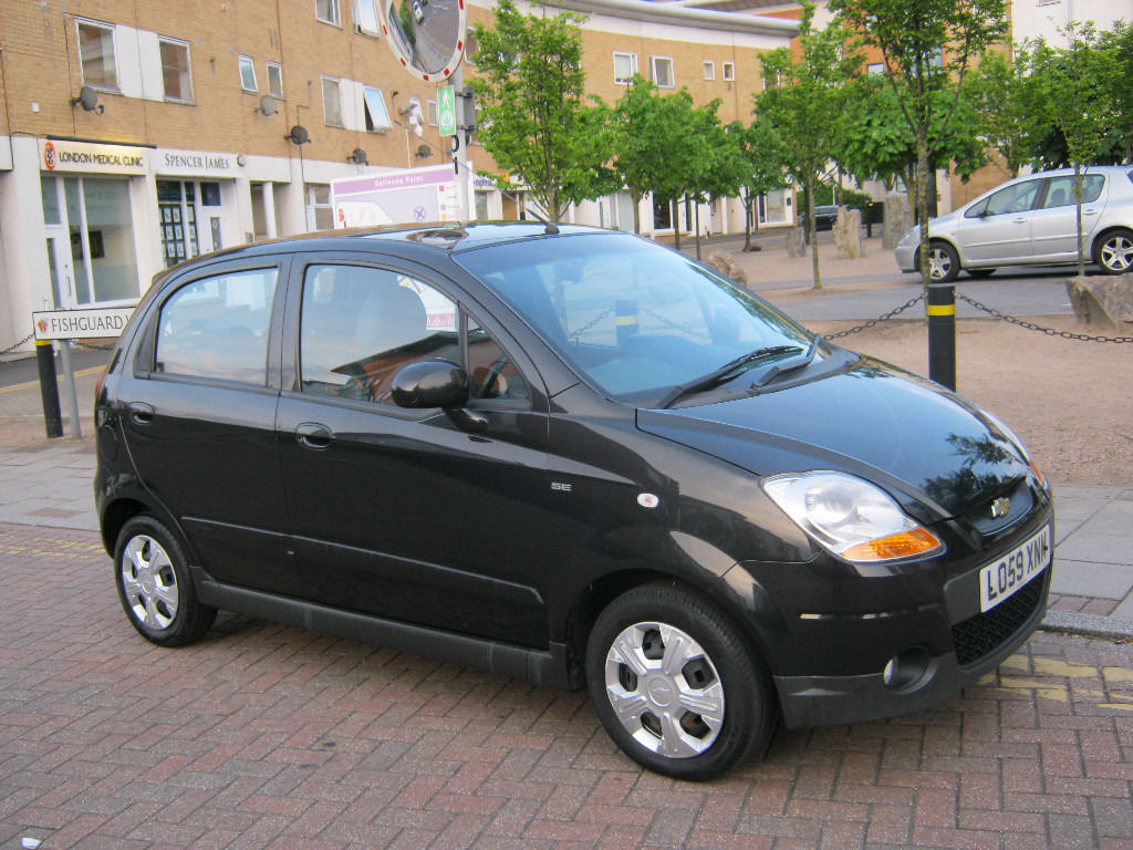 2010 chevrolet matiz photos informations articles. Black Bedroom Furniture Sets. Home Design Ideas