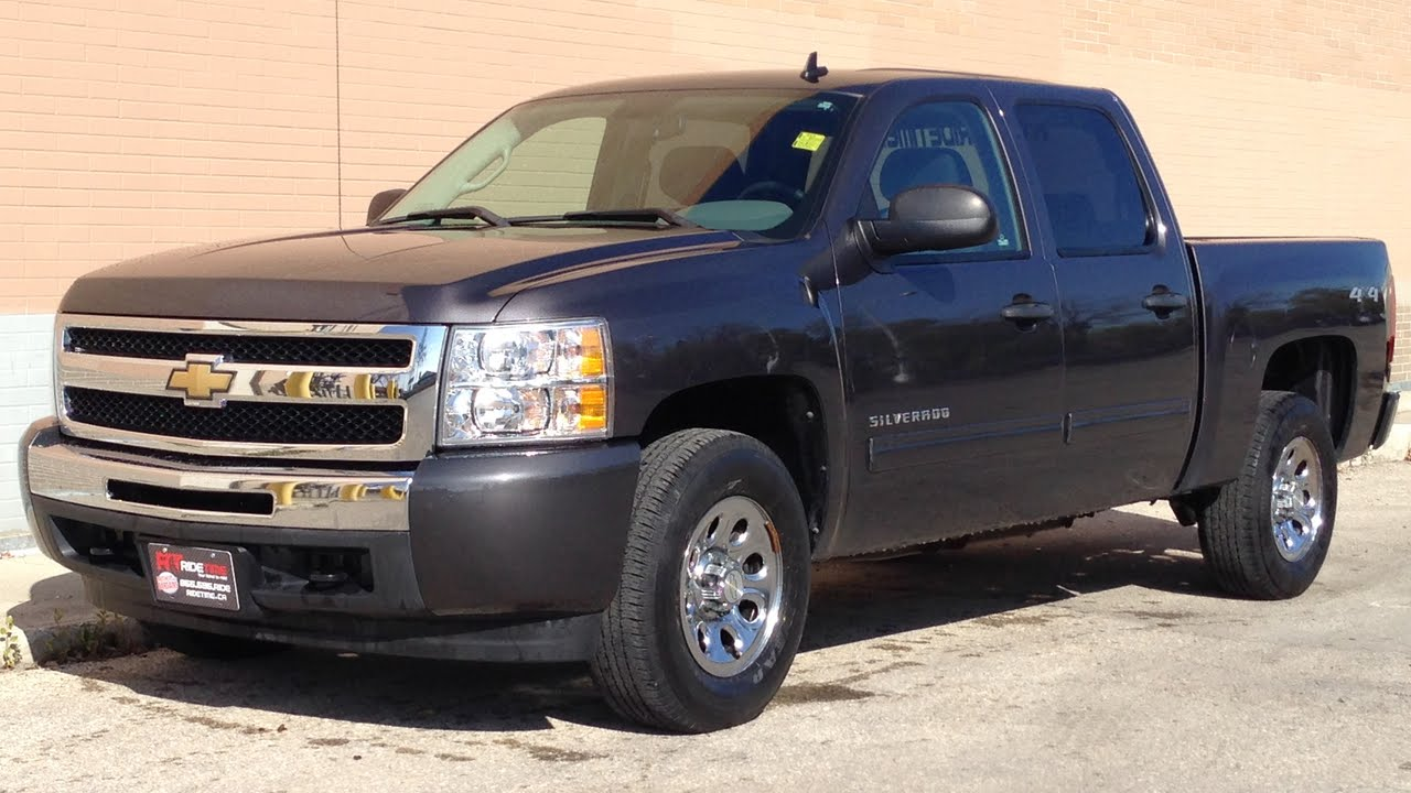 2010 chevrolet silverado photos informations articles. Black Bedroom Furniture Sets. Home Design Ideas