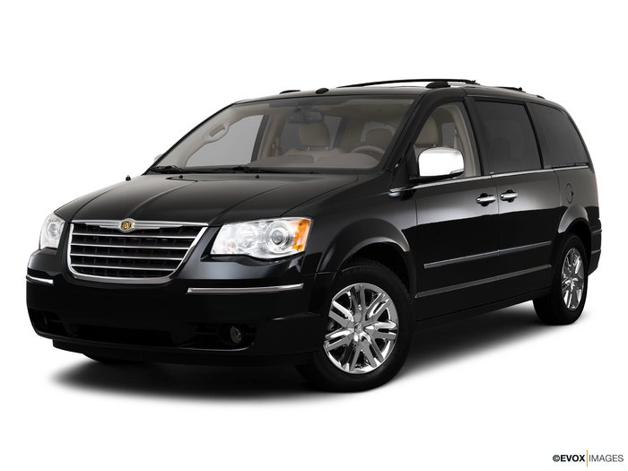 2010 Chrysler Town And Country #20