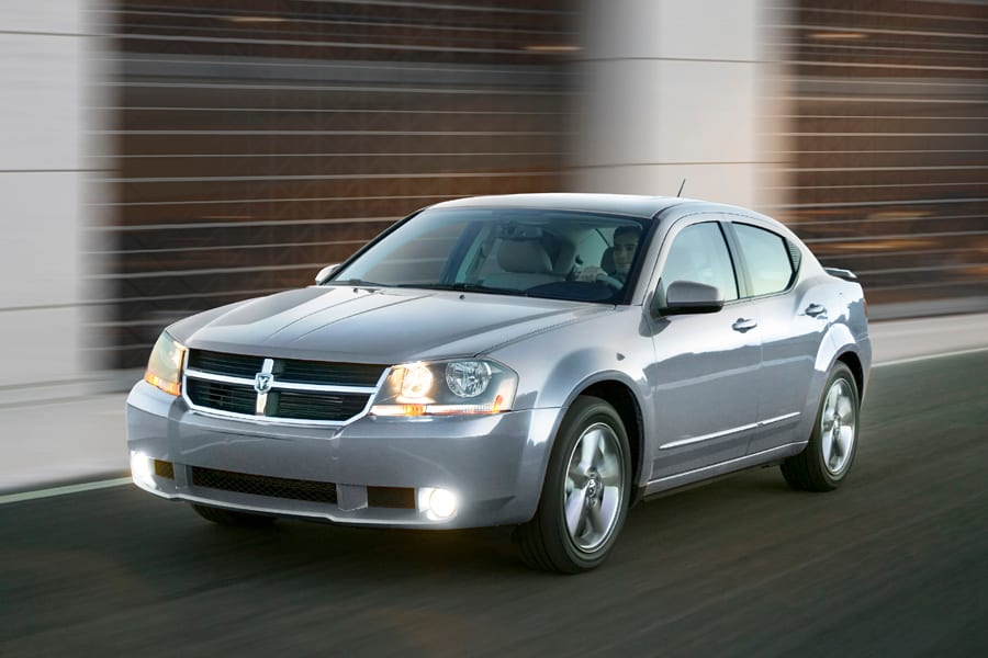 2010 Dodge Avenger Photos, Informations, Articles - BestCarMag.com