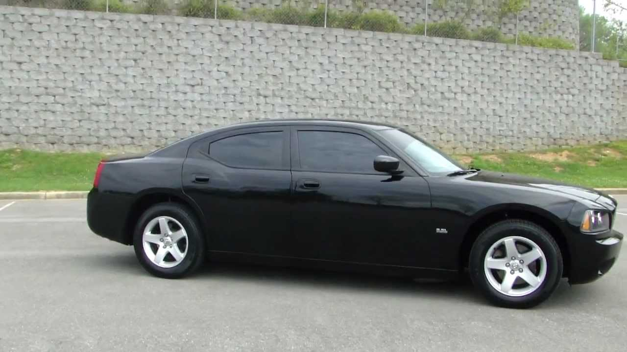 2010 Dodge Charger Photos Informations Articles