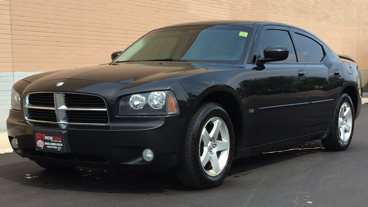 2010 Dodge Charger #17