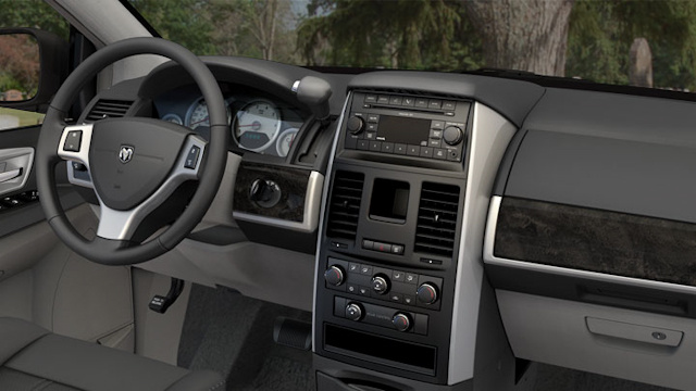 2010 Dodge Grand Caravan Photos Informations Articles Bestcarmag Com