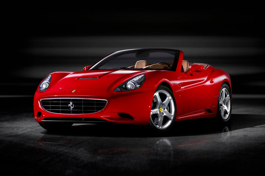 2010 Ferrari California #22