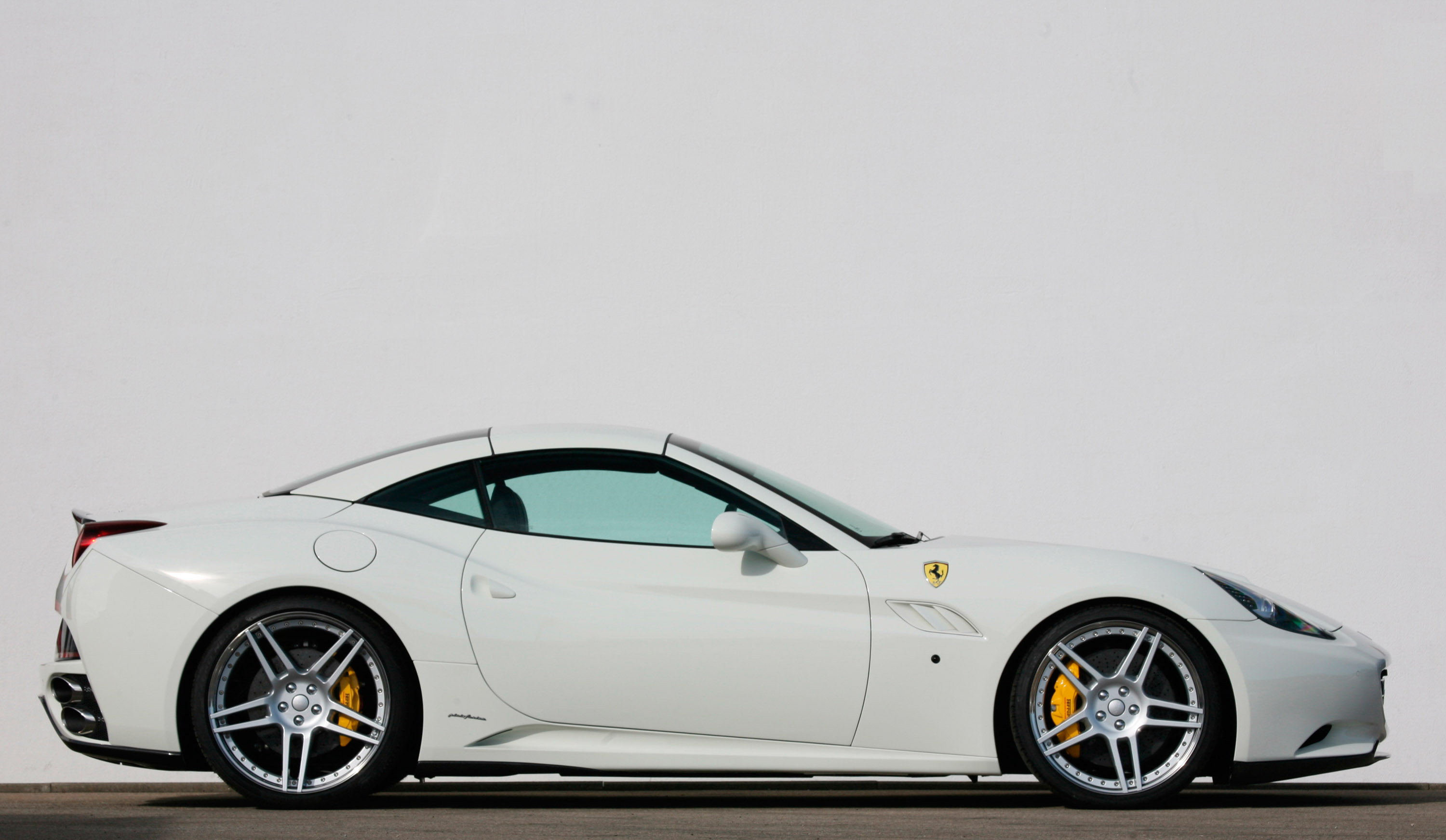 2010 Ferrari California #26