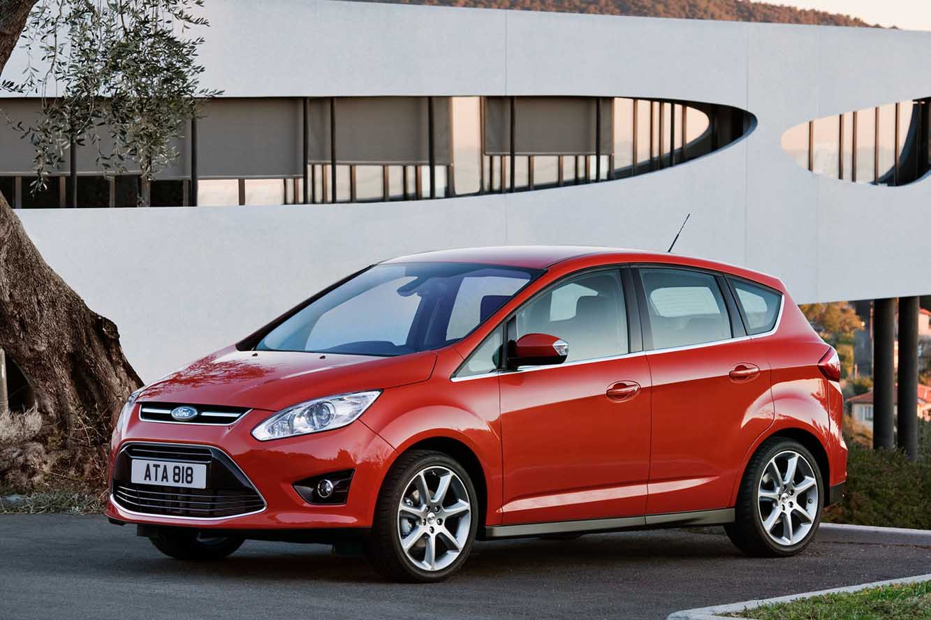 2010 Ford C-Max #25