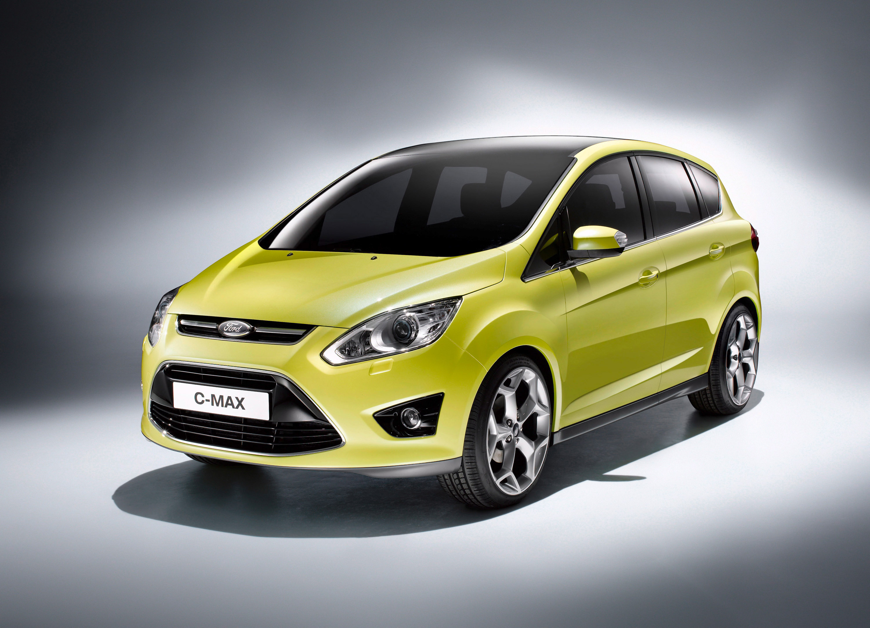 2010 Ford C-Max #21