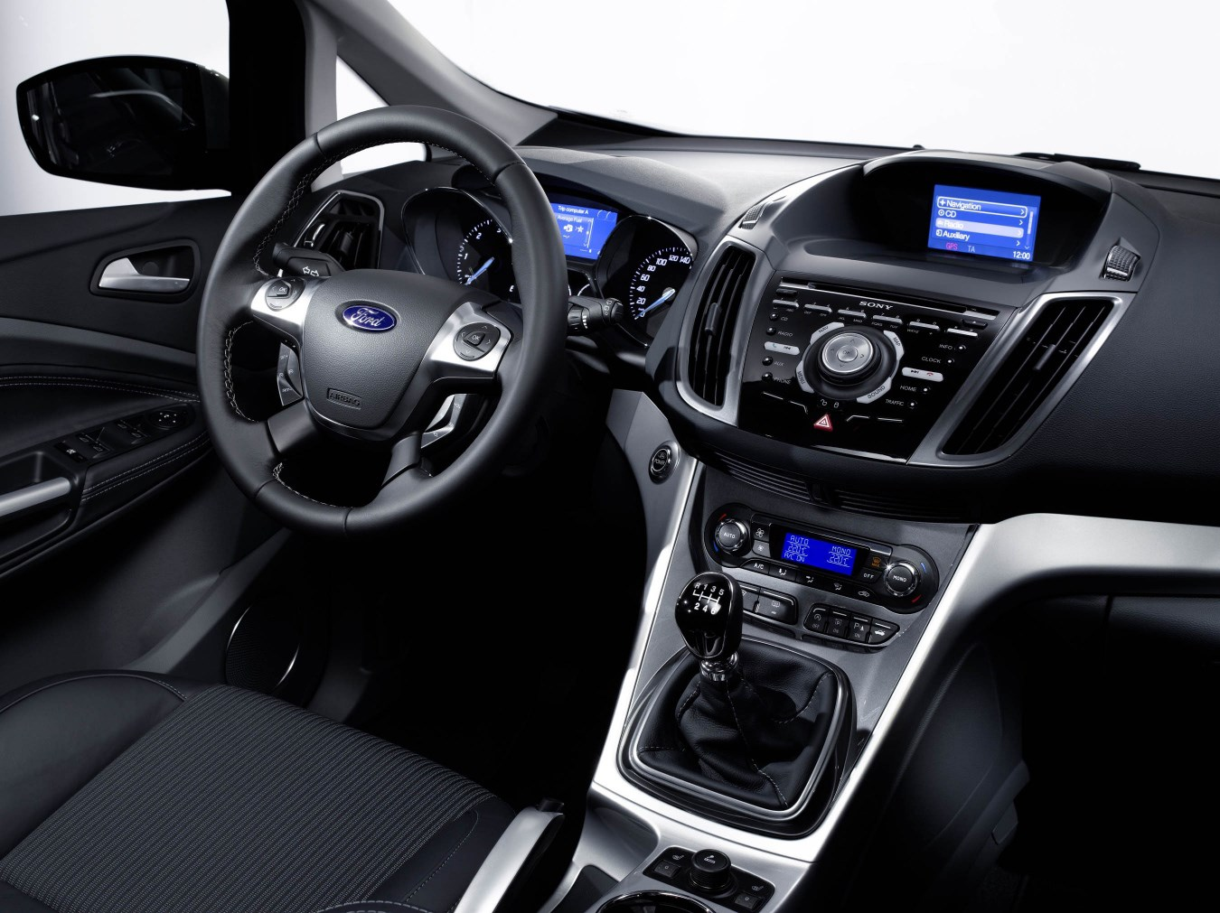 2010 Ford C-Max #23