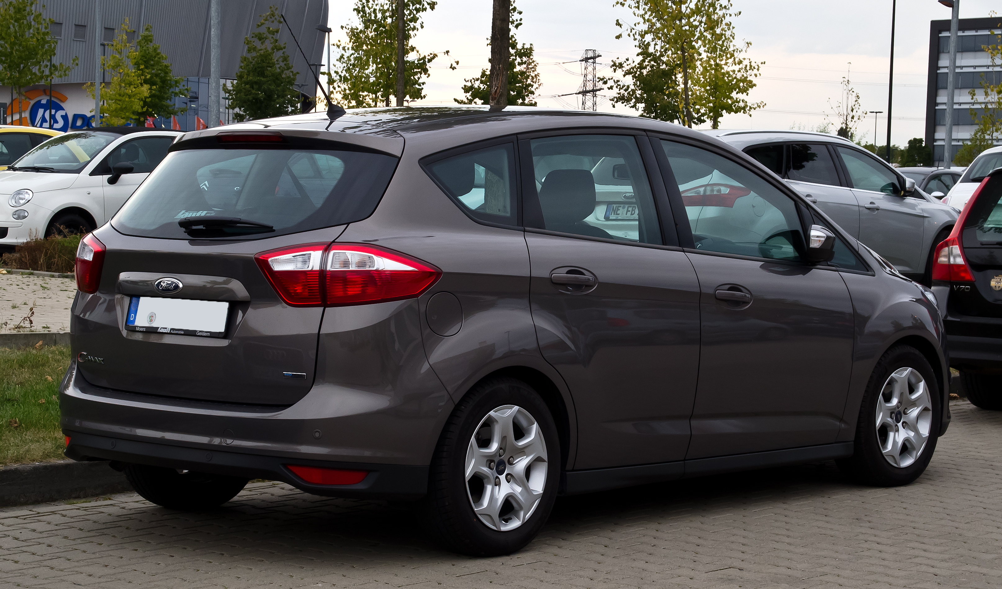 2010 Ford C-Max #22