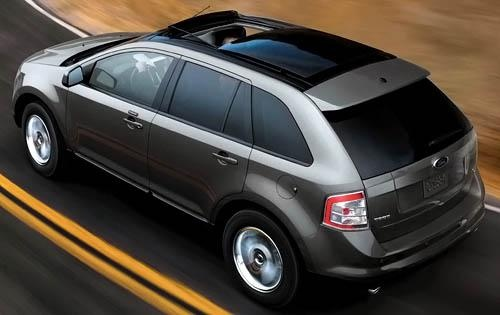 2010 ford edge photos informations articles. Black Bedroom Furniture Sets. Home Design Ideas