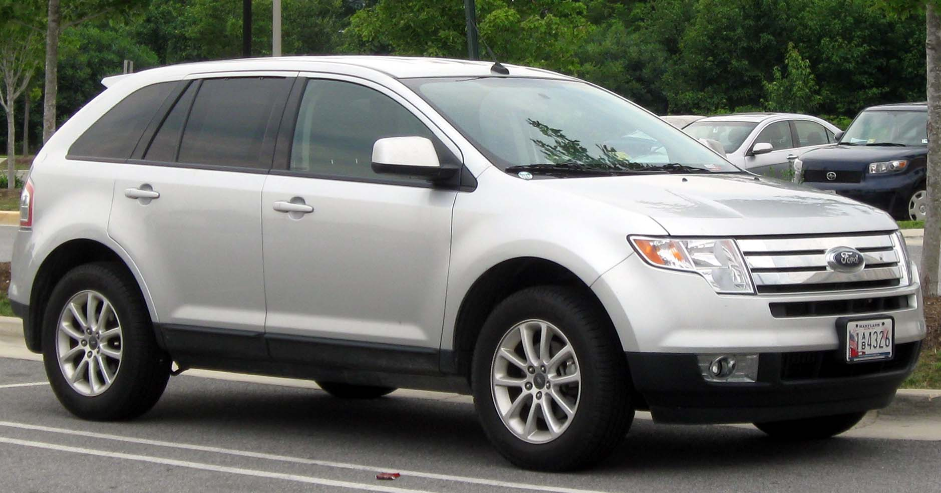 2010 Ford Edge 1 Photos Informations Articles Bestcarmag Com