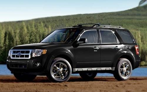 2010 Ford Escape #12