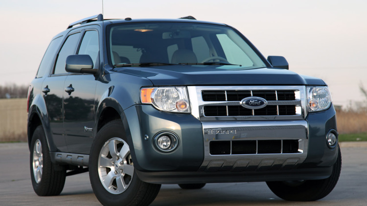 2010 Ford Escape Hybrid #16