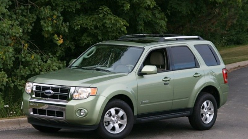 2010 Ford Escape Hybrid #17