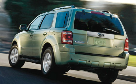 2010 Ford Escape Hybrid #19