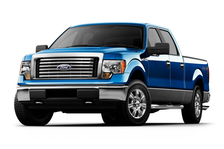 2010 Ford F-150 #21