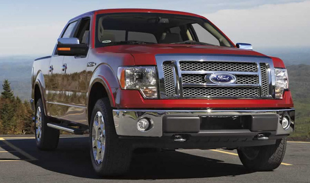 2010 ford f-150 photos, informations, articles - bestcarmag