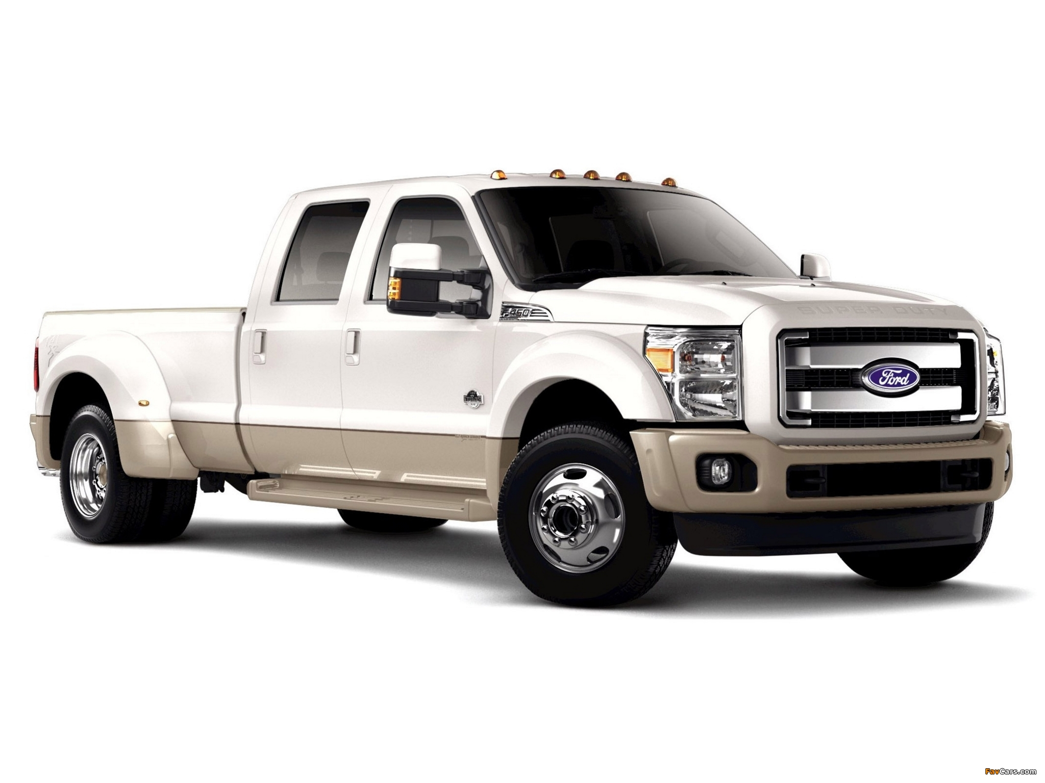 2010 Ford F-450 Super Duty #17