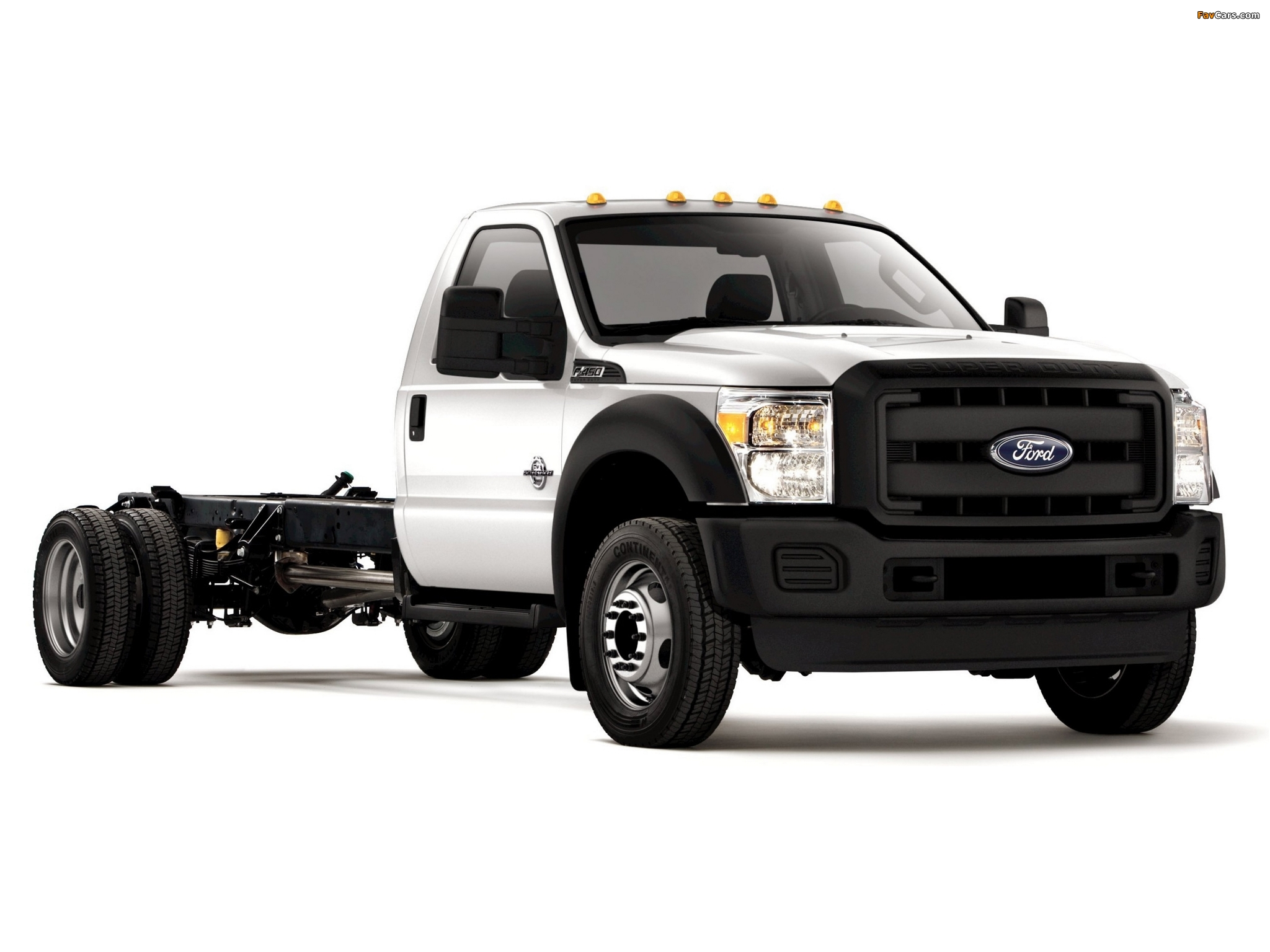 2010 Ford F-450 Super Duty #16