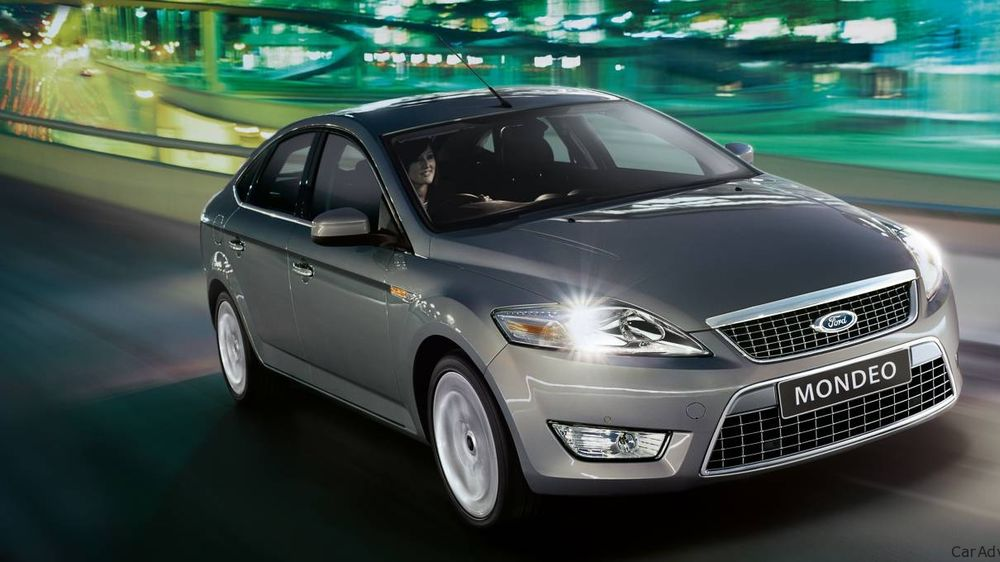 2010 Ford Mondeo #28