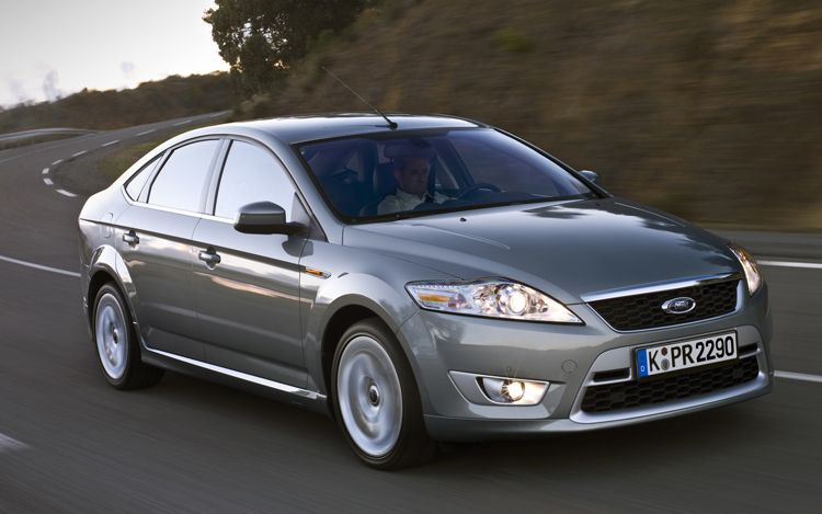 2010 Ford Mondeo #26