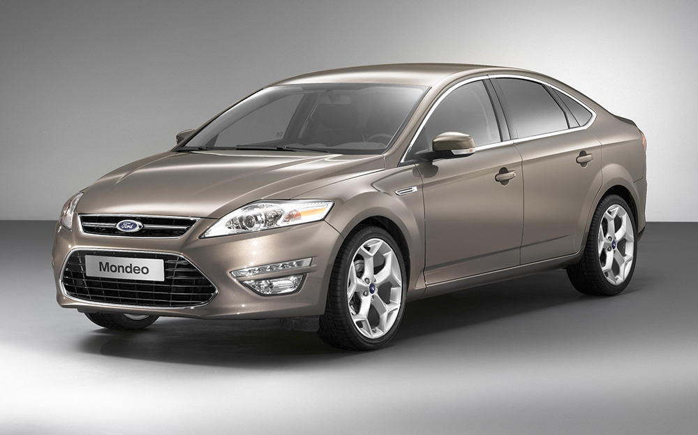 2010 Ford Mondeo #21