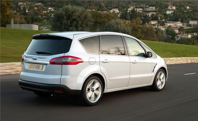 2010 Ford S-Max #22