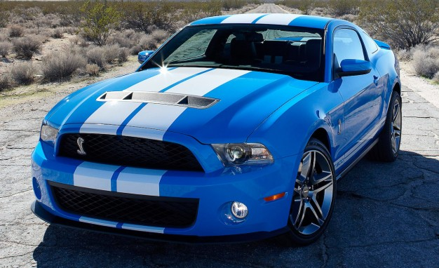 2010 Ford Shelby GT 500 #16