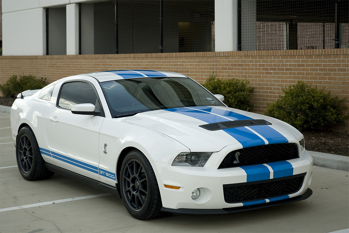 2010 Ford Shelby GT 500 #15