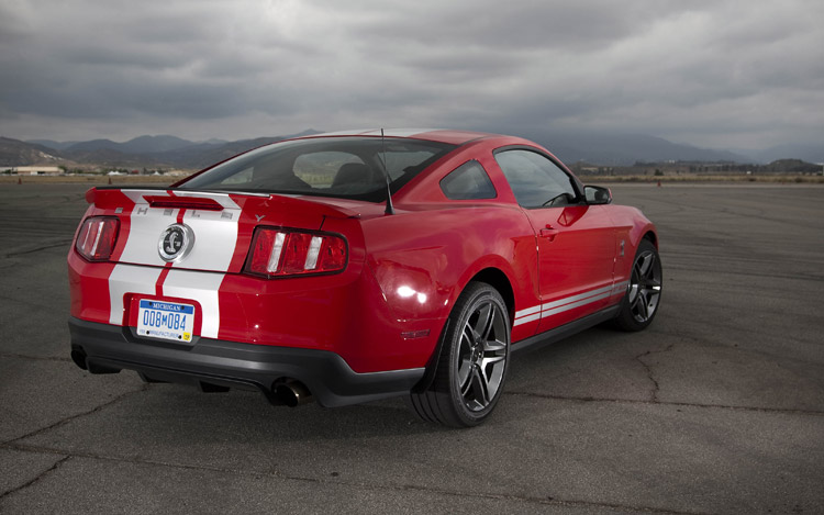 2010 Ford Shelby Gt500 #29