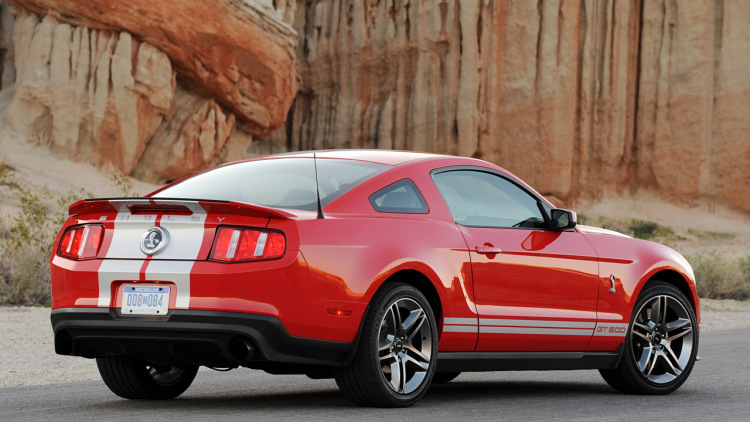 2010 Ford Shelby Gt500 #20