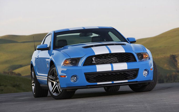 2010 Ford Shelby Gt500 #19