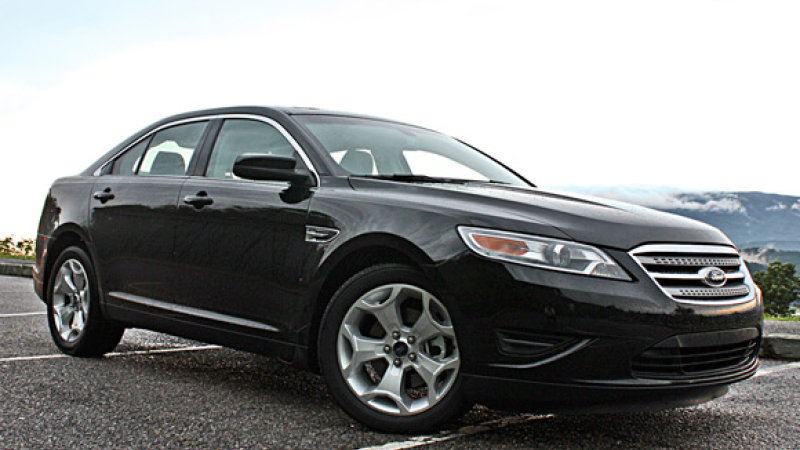 2010 ford taurus photos, informations, articles - bestcarmag