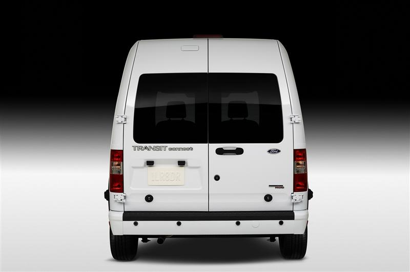 2010 Ford Transit Connect #21