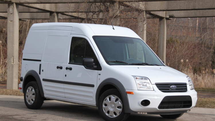 2010 Ford Transit Connect #18