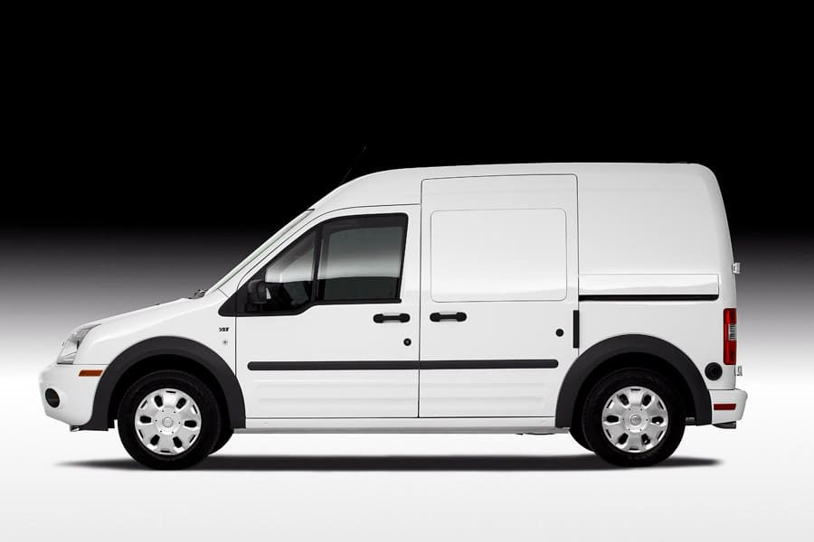2010 Ford Transit Connect 16