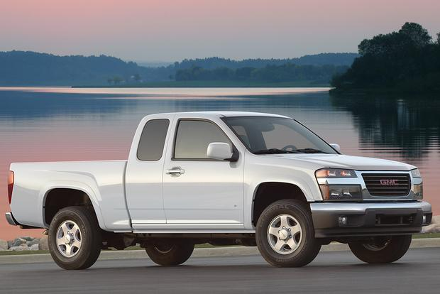 2010 GMC Canyon #14