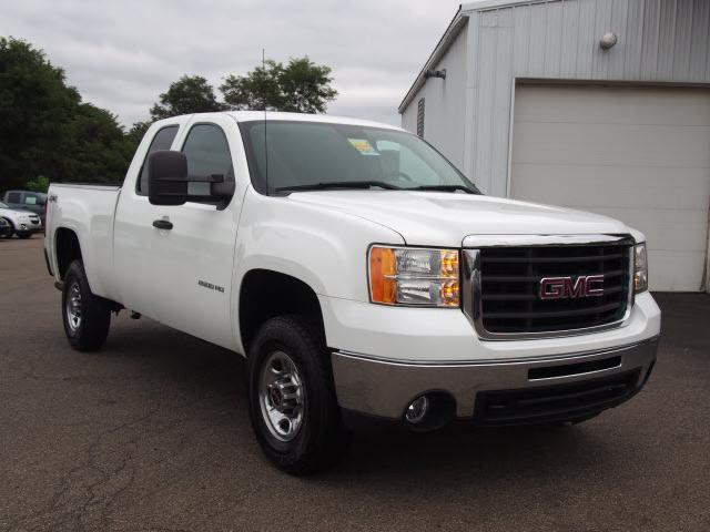 2010 GMC Sierra 2500hd #16