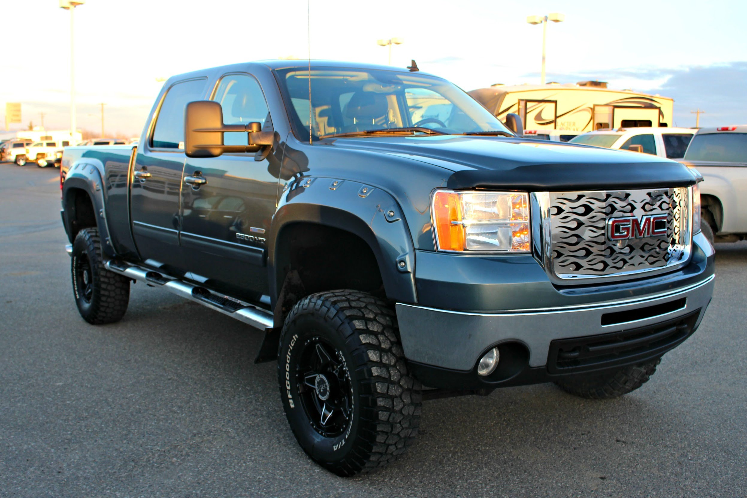 2010 GMC Sierra 2500hd #15