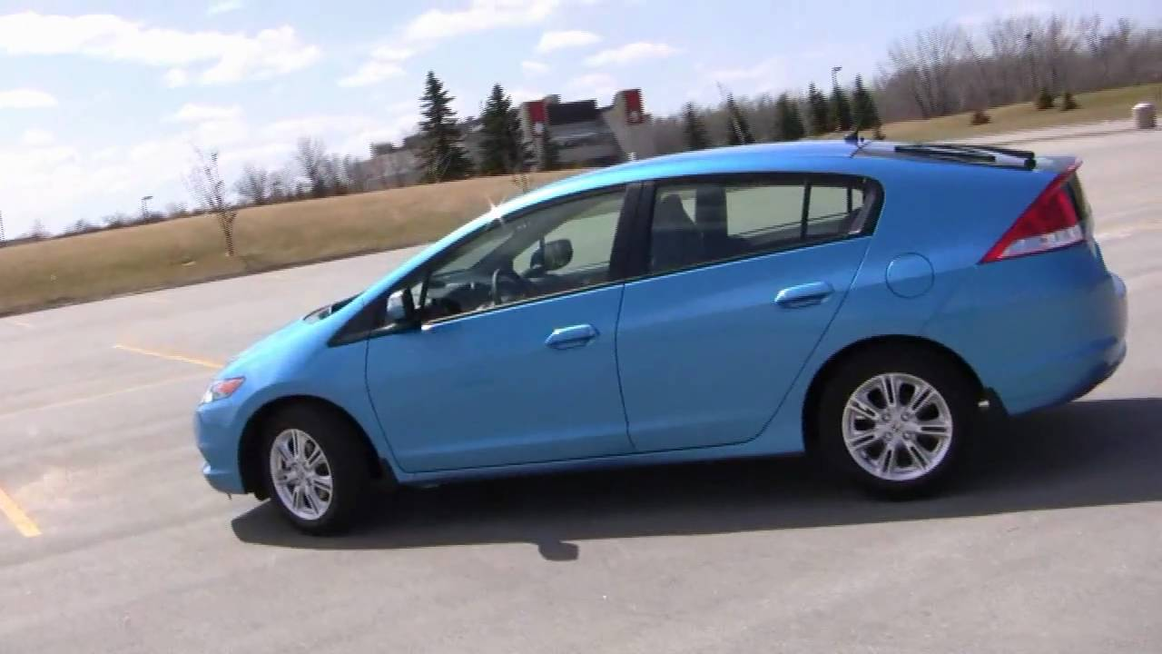 2010 Honda Insight #19