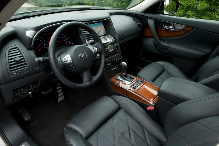 2010 Infiniti Fx35 Photos Informations Articles Bestcarmag